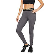 Nike Women's Metallic Taping Tights