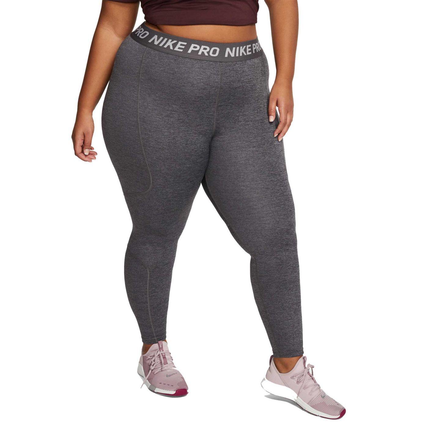 Nike Pro Women's Plus Size Warm Tights