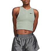 Nike Women's Dri-FIT Aero Adapt Mesh Running Tank Top
