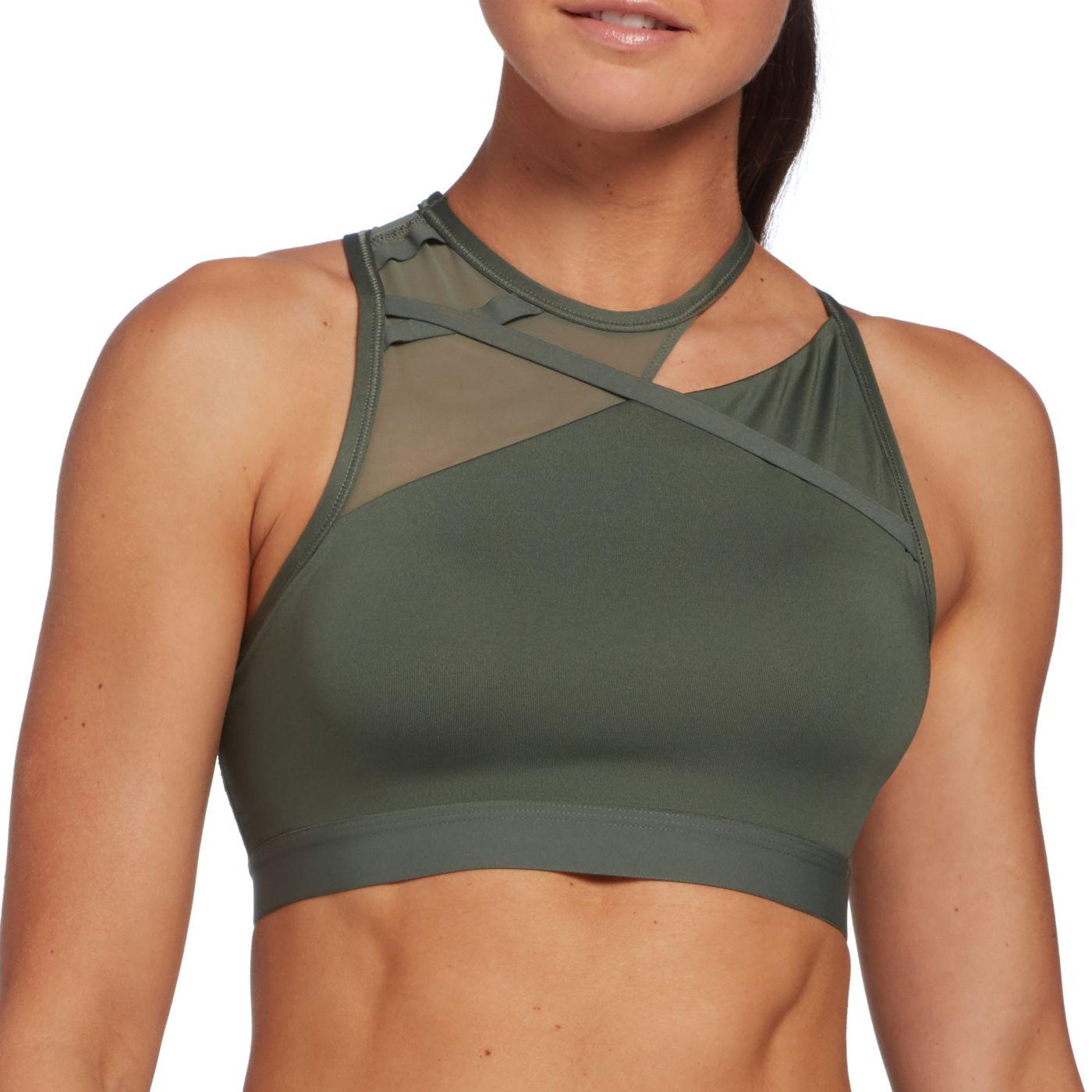 Nike Women's Rebel Slash Medium Support Sports Bra
