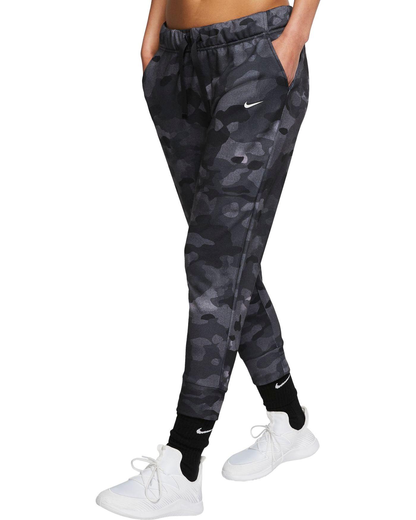 Nike Women's Dri-FIT Rebel Fleece 7/8 Training Pants