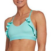 Nike Women's Indy Ruffle Light Support Sports Bra