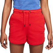Nike Women's Sportswear Essential French Terry Shorts