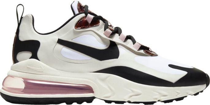 Nike Women's Air Max 270 React Tortoise Shoes