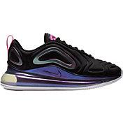 e72244c9337c1 Product Image · Nike Women's Air Max 720 SE Shoes. Black/Fuchsia