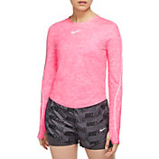 Nike Women's Dri-FIT Running Long Sleeve Shirt