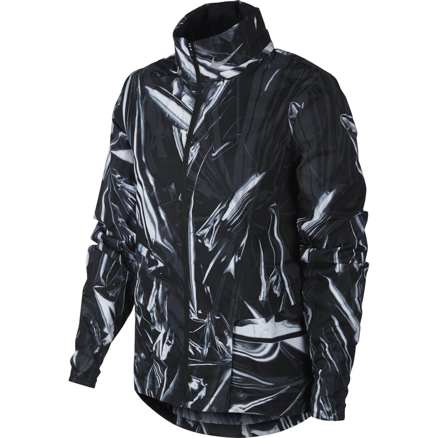 Nike Women's Shield Full Zip Flash Running Jacket