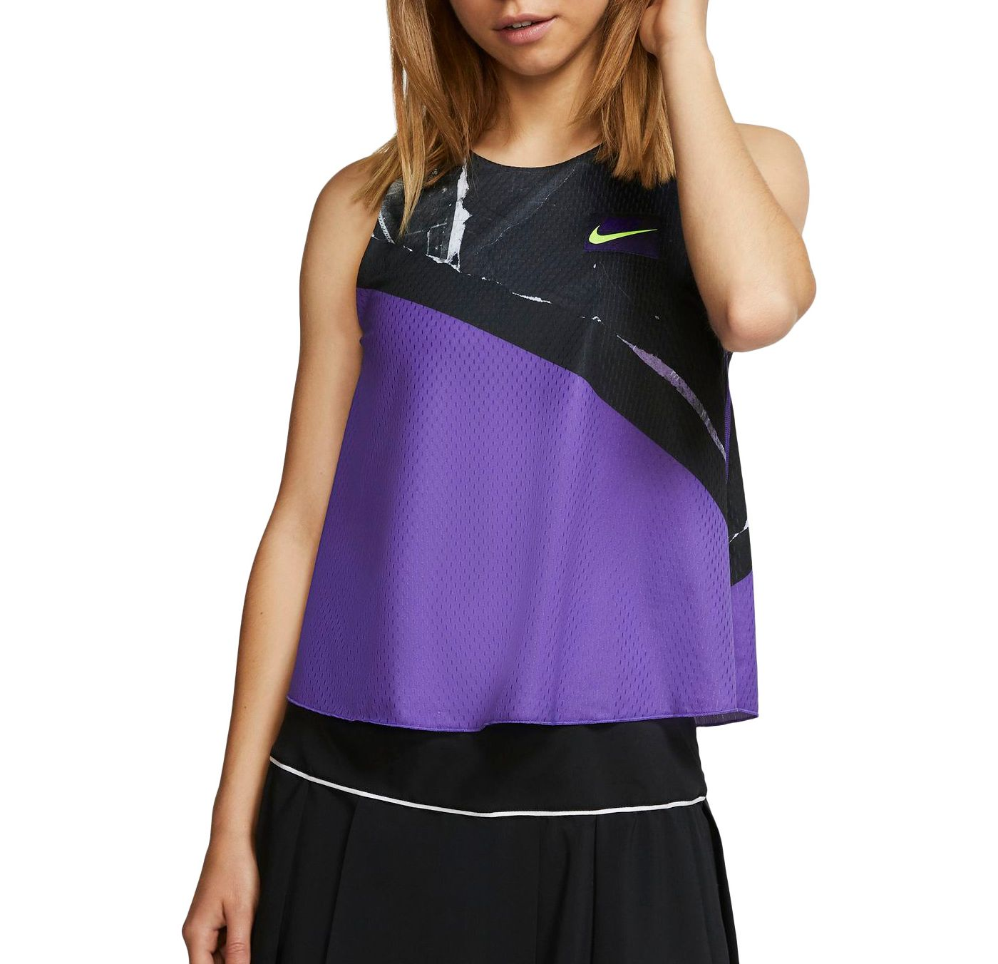Nike Women's Court 2-in-1 Tennis Tank Top