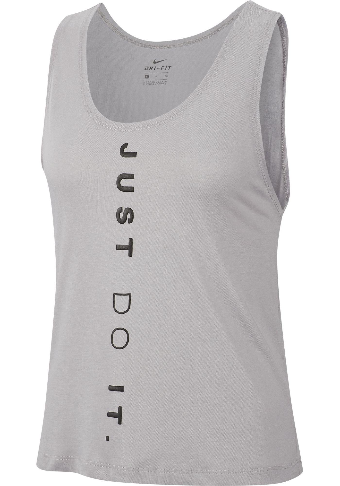 Nike Women's Dri-Fit Miler Running Tank Top