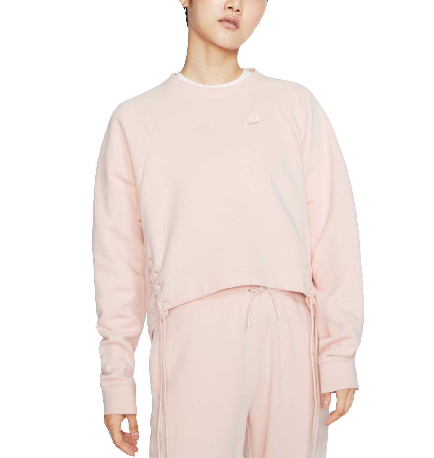 Nike Women's Sportswear Essential Fleece Crew
