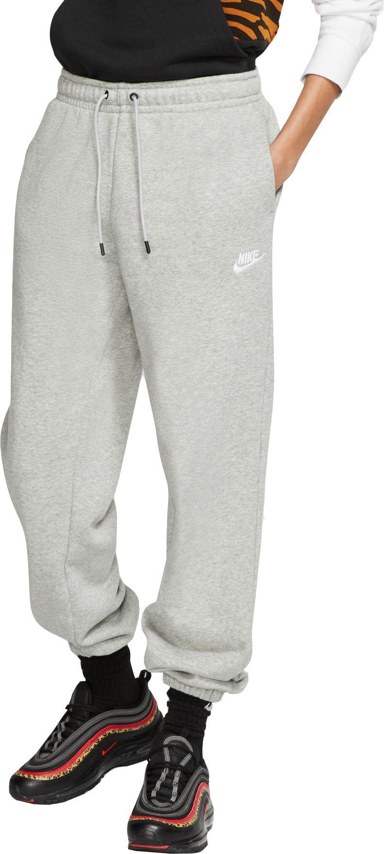 51601bbe Nike Women's Sportswear Essential Fleece Pants | DICK'S Sporting ...