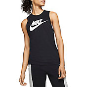 Nike Women's Sportswear Sleeveless Muscle Tank Top