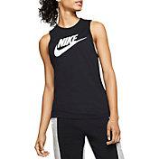 Nike Women's Sportswear Sleeveless Muscle Tank Top