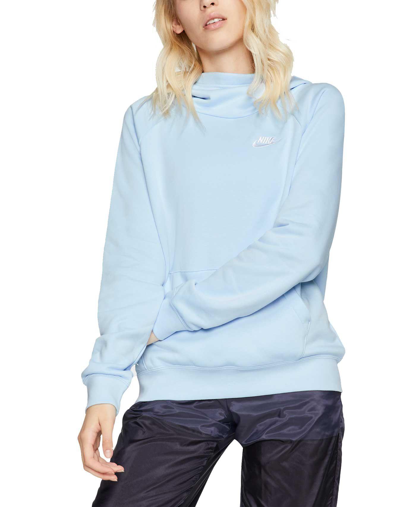 Nike Women's Sportswear Essential Funnel Neck Fleece Hoodie