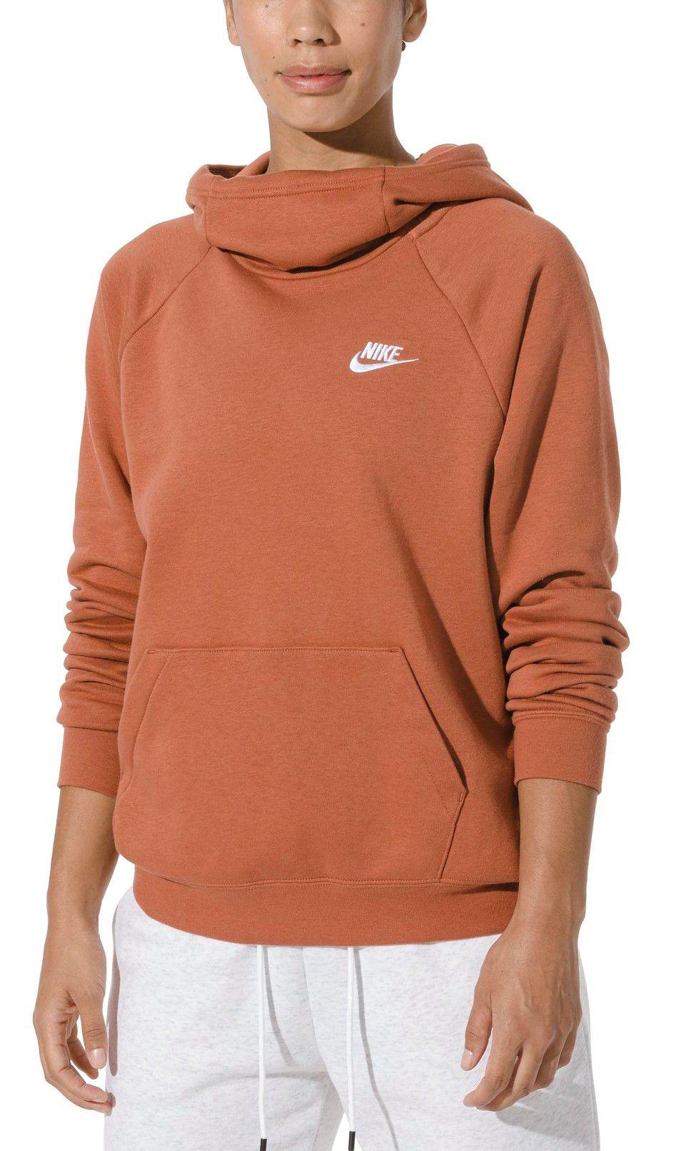 nike cowl neck sweatshirt