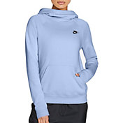 Nike Women's Sportswear Essential Funnel Neck Fleece Hoodie