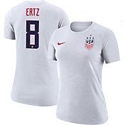 Nike Women's USA Soccer Julie Ertz #8 White Player T-Shirt