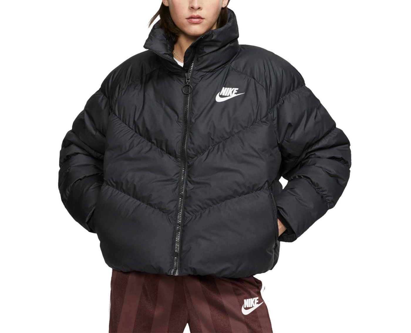 Nike Women's Sportswear Synthetic Fill Puffer Jacket