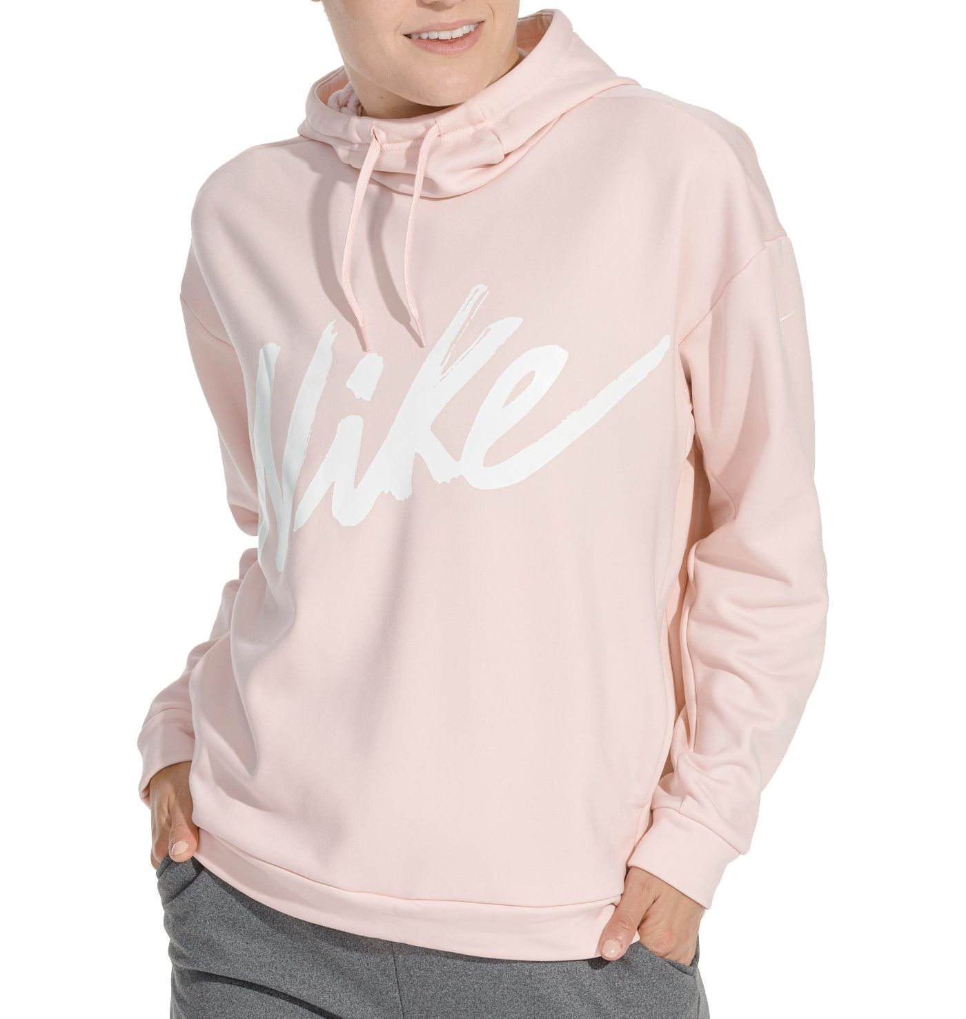 Nike Women's Therma PO Fleece Hoodie