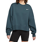 Nike Sportswear Women's Essentials Fleece Cropped Crew