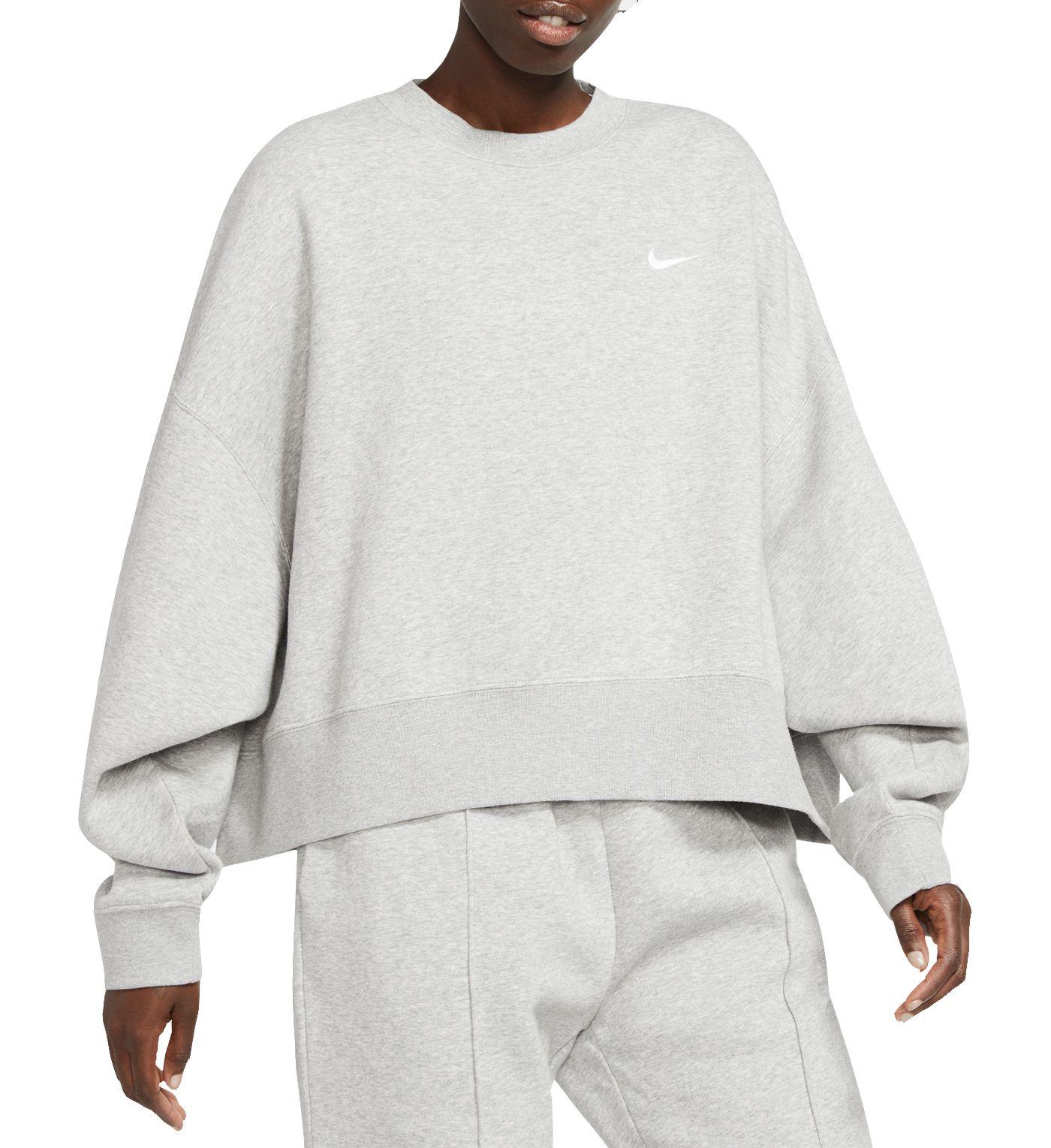 Nike Sportswear Women's Essentials Fleece Cropped Crew