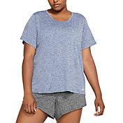 Nike Woman's Plus Size Dry Legend Training T-Shirt