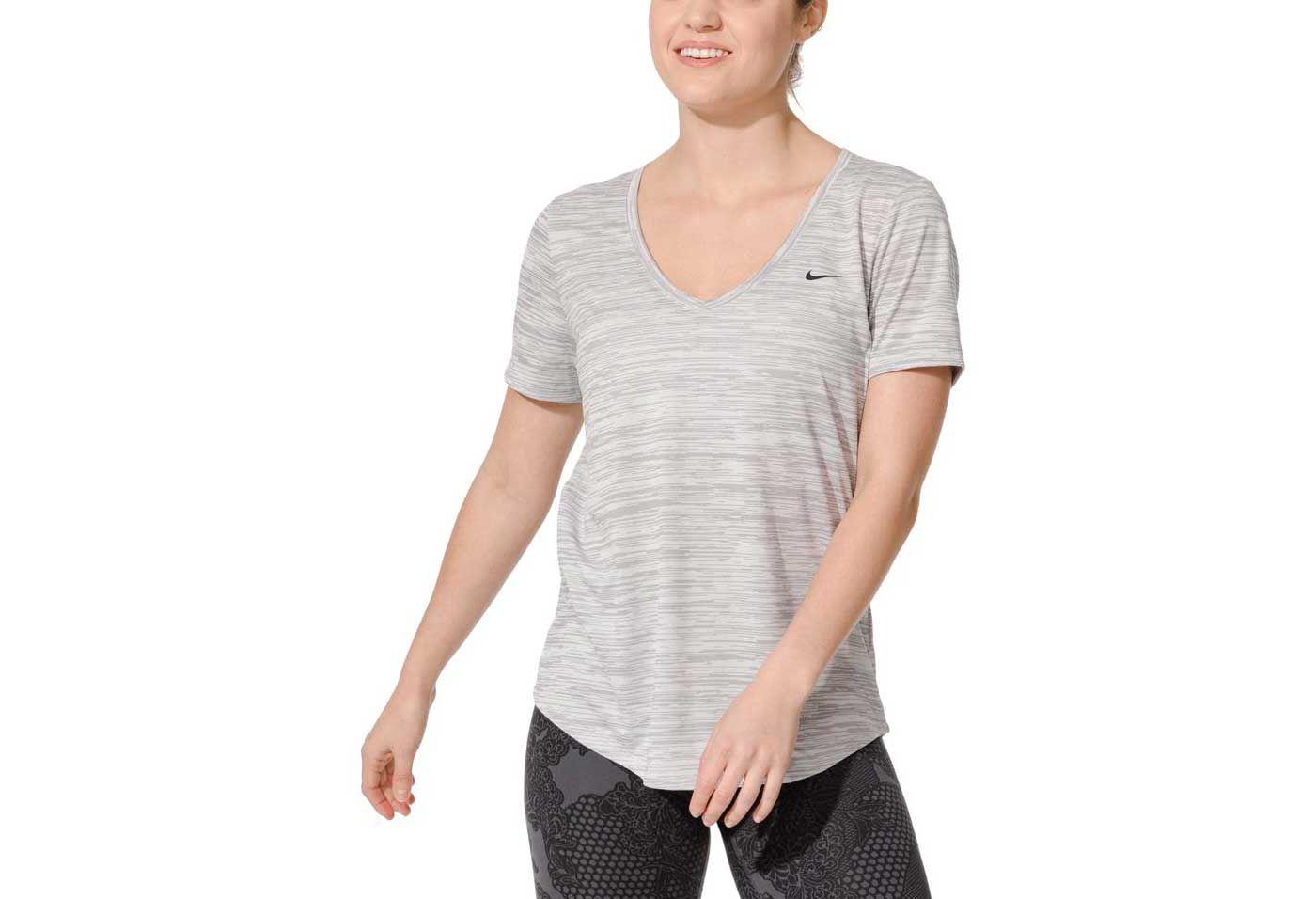 Nike Women's Dri-FIT Legend Short Sleeve Training Tee