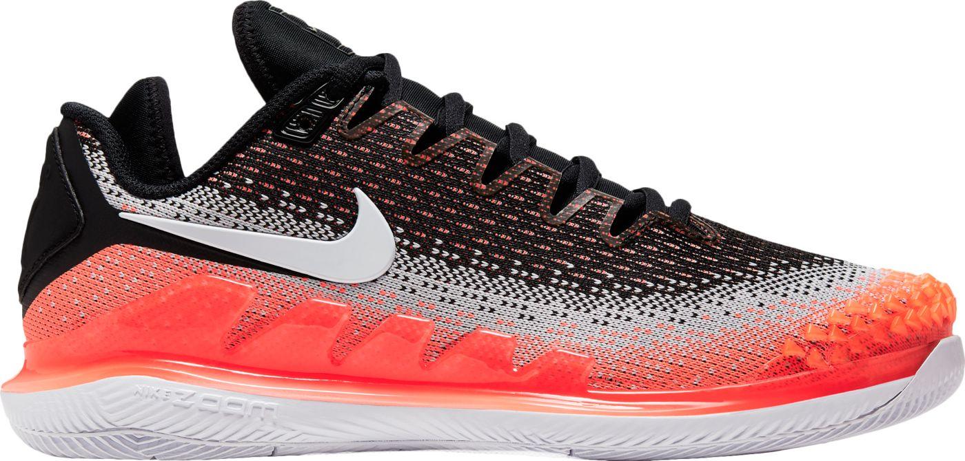 Nike Women's NikeCourt Air Zoom Vapor X Knit Tennis Shoes