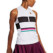 Nike Women's NikeCourt Dri-FIT Power Slam Tennis Tank Top