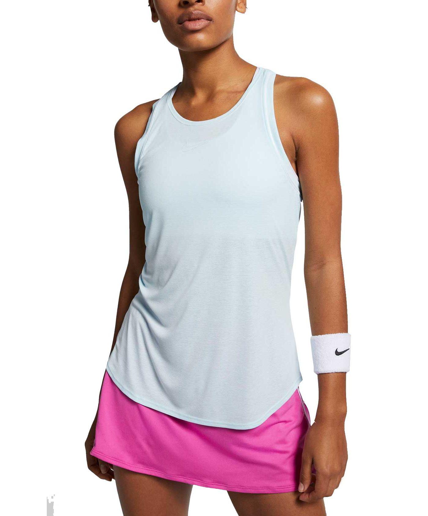 Nike Women's Court Dri-FIT Tennis Tank Top
