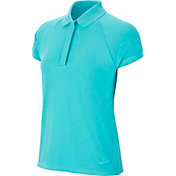 6c542ea98 Product Image · Nike Women's Dri-FIT Short Sleeve Golf Polo