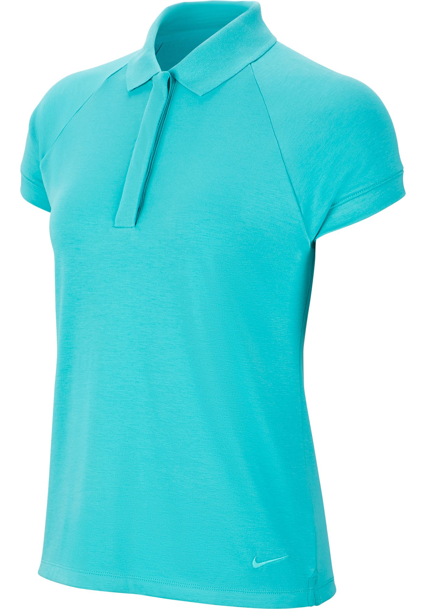 Nike Women's Dri-FIT Short Sleeve Golf Polo
