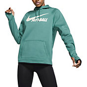 Nike Women's Therma Pullover Softball Hoodie
