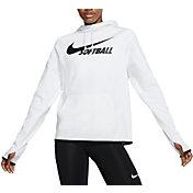 Nike Women's Therma Pullover Softball Hoodie