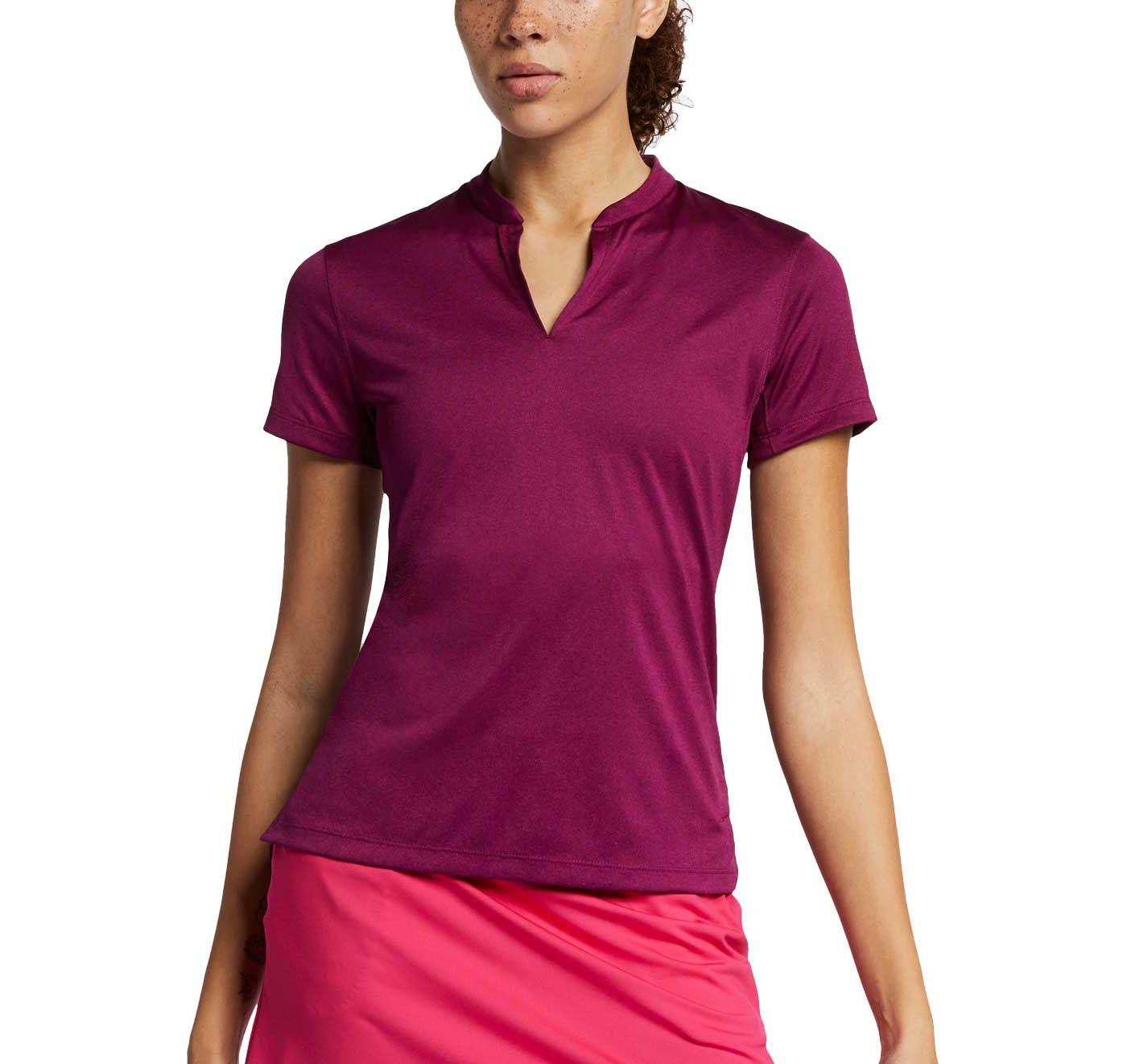 Nike Women's TechKnit Cool Golf Polo