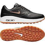Nike Women's Air Max 1 G Golf Shoes