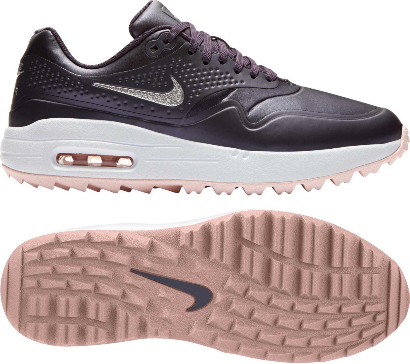 Nike Women's Air Max 1 G Golf Shoes