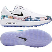 Nike Women's Limited Edition Air Max 1 G NRG Golf Shoes