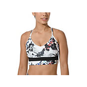 Nike Women's Indy Floral Light Support Sports Bra