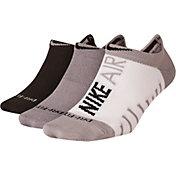 Nike Women's Everyday Max Lightweight No-Show Training Socks - 3 Pack