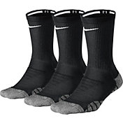 Nike Women's Everyday Max Cushion Training Crew Socks 3-Pack