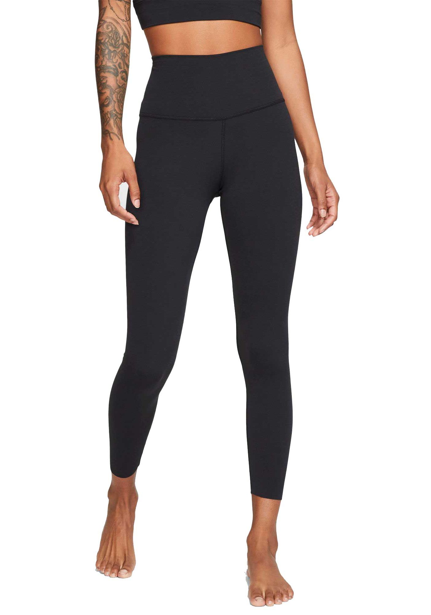 Nike Women's Yoga Luxe High Rise 7/8 Tights