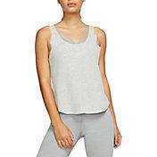Nike Women's Yoga Luxe Henley Tank Top