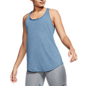 Nike Women's Yoga Twist Back Training Tank Top