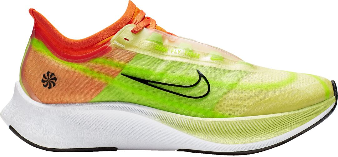 super populaire 04339 18bac Nike Women's Zoom Fly 3 Rise Running Shoes