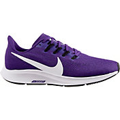 Nike Women's Air Zoom Pegasus 36 Running Shoes in Purple/White