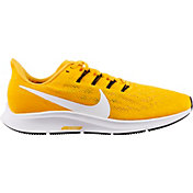Nike Women's Air Zoom Pegasus 36 Running Shoes in Yellow/White
