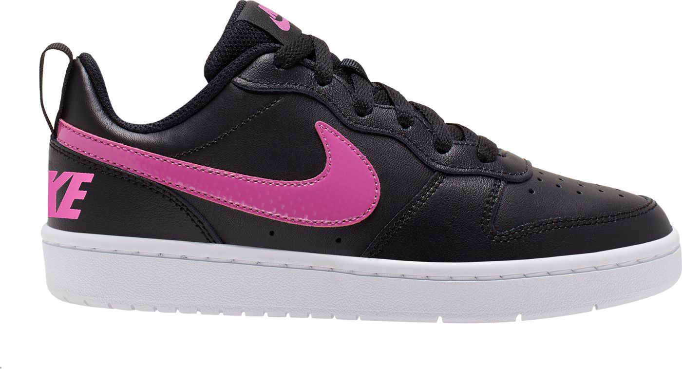 Nike Kids' Grade School Court Borough Low 2 Shoes