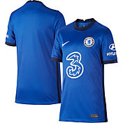 Nike Youth Chelsea FC '20 Breathe Stadium Home Replica Jersey