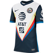Nike Youth Club America '20 Breathe Stadium Away Replica Jersey